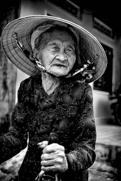 Quang Nam Province Photograph - Xa Cam Thanh... by John Moulds