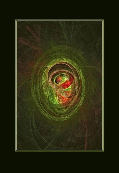 Digital Art - Xochipilli by Doug Morgan