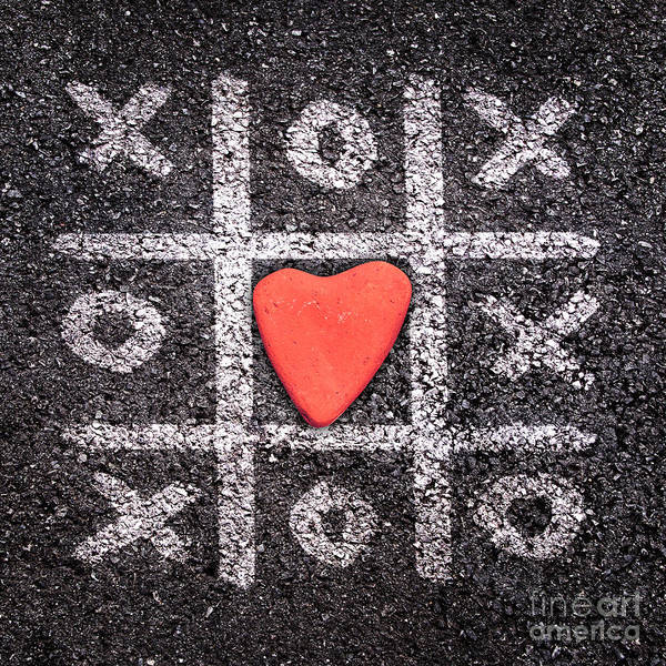 Design Photograph - Xoxo by Delphimages Photo Creations