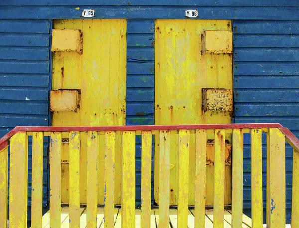 Photograph - Y 95 And Y 96 by Rob Huntley
