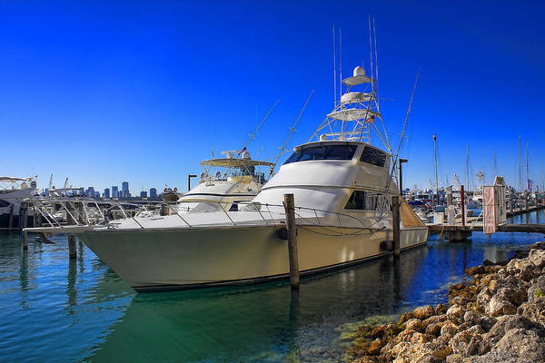 Photograph - Yacht Watch Series 09 by Carlos Diaz