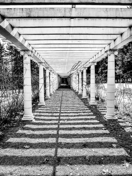 Photograph - Yaddo Perspective by Kendall McKernon