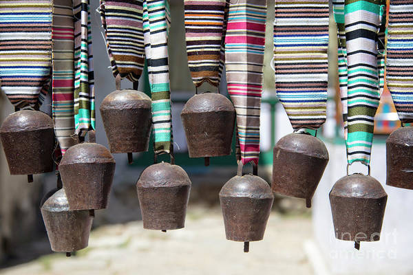 Photograph - Yak Bells by Scott Kemper