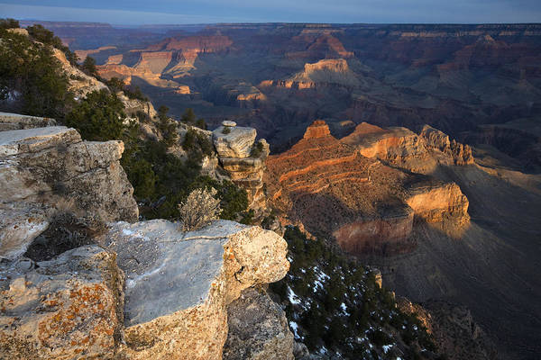 Wall Art - Photograph - Yaki Point Sunrise by Mike Buchheit