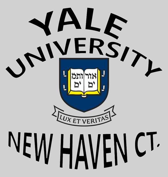 Yale University New Haven Connecticut  Art Print