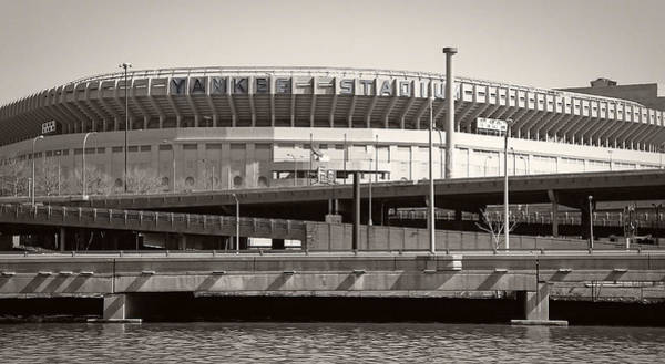 Wall Art - Photograph - Yankee Stadium    1923  -  2008 by Daniel Hagerman