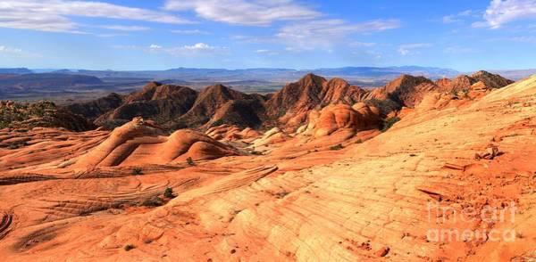 Photograph - Yant Flat Panorama by Adam Jewell