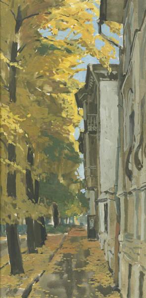 Painting - Yaroslavl. Golden Autumn by Igor Sakurov