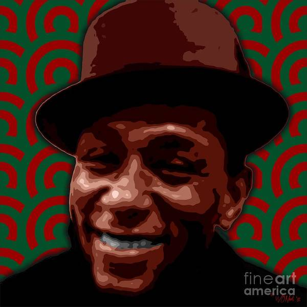 Digital Art - Yasiim Bey by Walter Neal