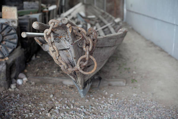 Photograph - Ye Old Fishing Boat by Fran Riley