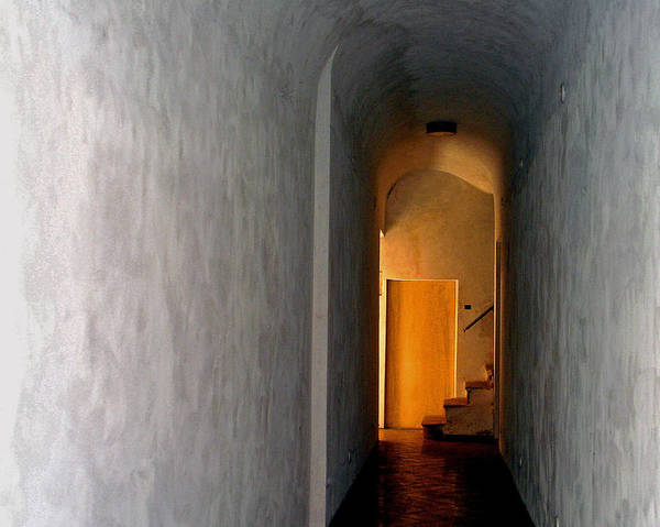 Photograph - Yellow Door by Lynda Lehmann