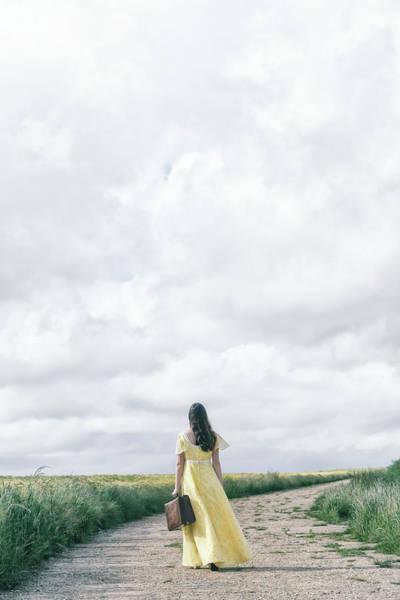 Wall Art - Photograph - Yellow Lady by Joana Kruse