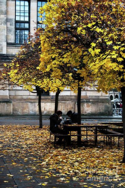 Photograph - Yellow Lunch by Ana Mireles