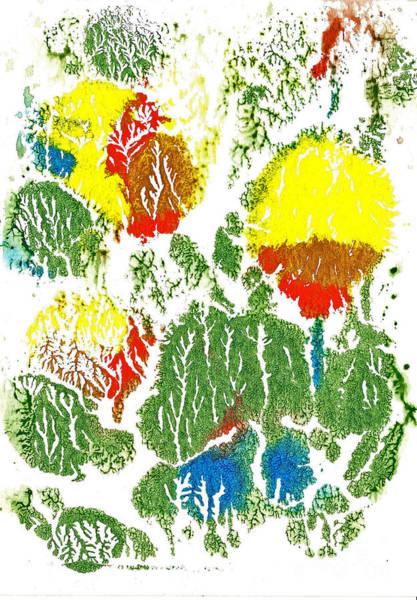 Painting - Yellow Tulips 2 by Asha Sudhaker Shenoy