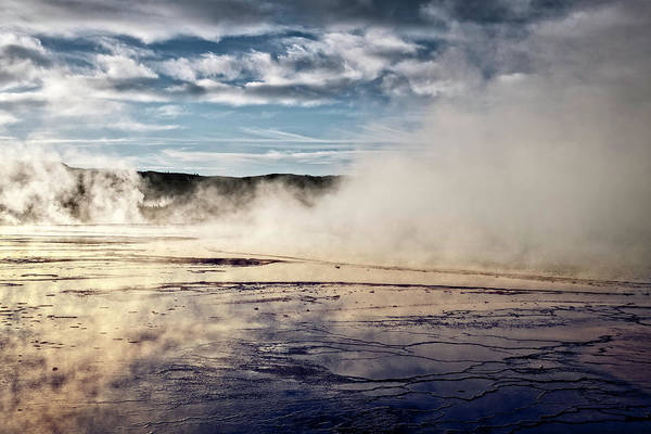 Art Print featuring the photograph Yellowstone Colors #10 by Scott Read