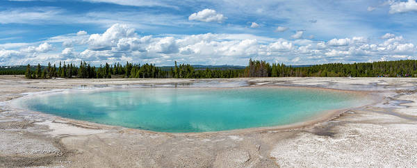 Photograph - Yellowstone Colors #11 by Scott Read