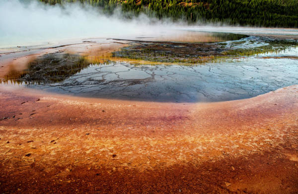 Photograph - Yellowstone Colors #8 by Scott Read