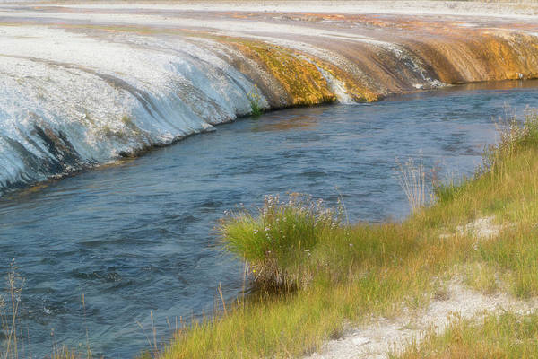 Wall Art - Photograph - Yellowstone Hot Springs 3 by Bonnie Bruno