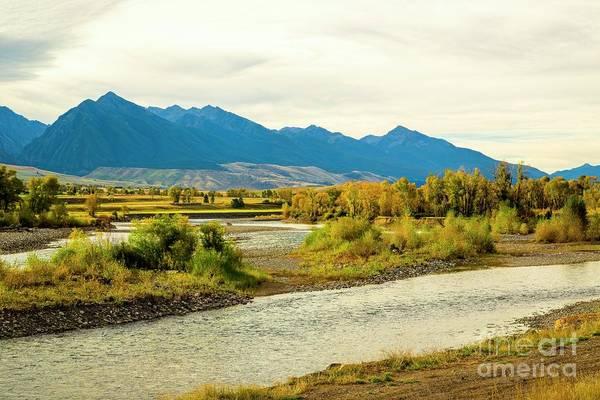 Photograph - Yellowstone Morning by Jon Burch Photography