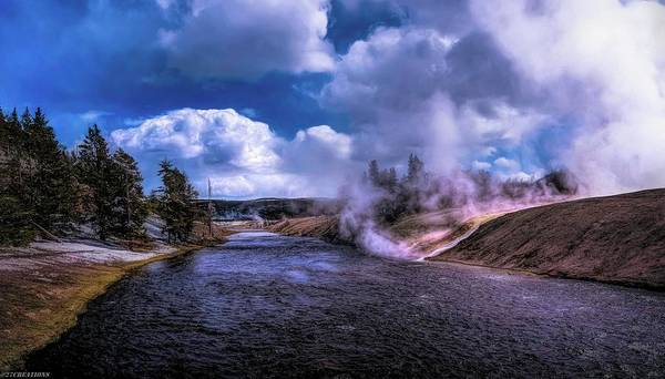Photograph - Yellowstone River by Gaylon Yancy