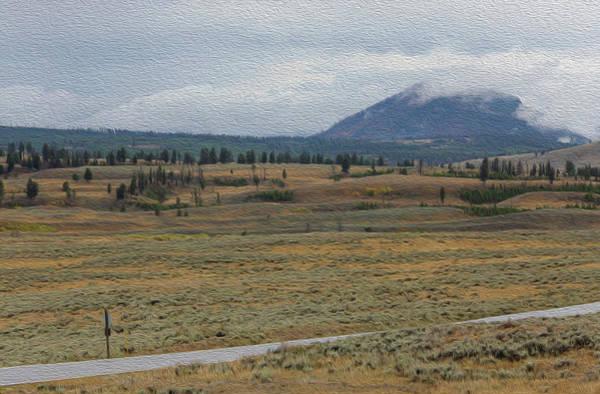 Wall Art - Photograph - Yellowstone's Autumn D by Felipe Gomez