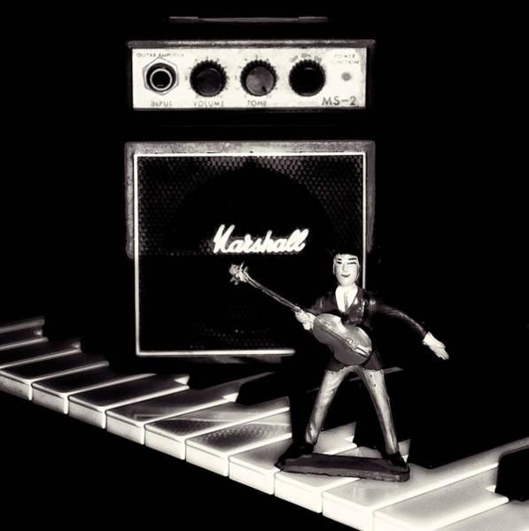 Digital Art - Yesterday - Beatle Paul by Bill Cannon