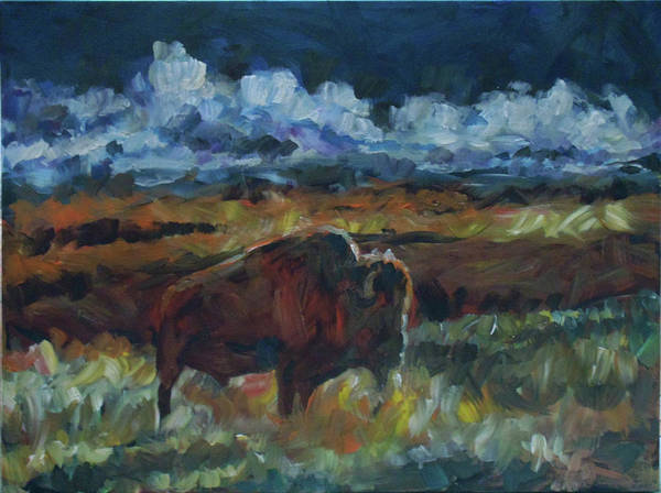 Painting - Yesterday by Susan Moore