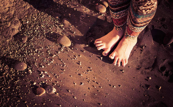 Photograph - Yogis Toesies by T Brian Jones