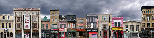 Photograph - Yonge Street 1 by Andrew Fare