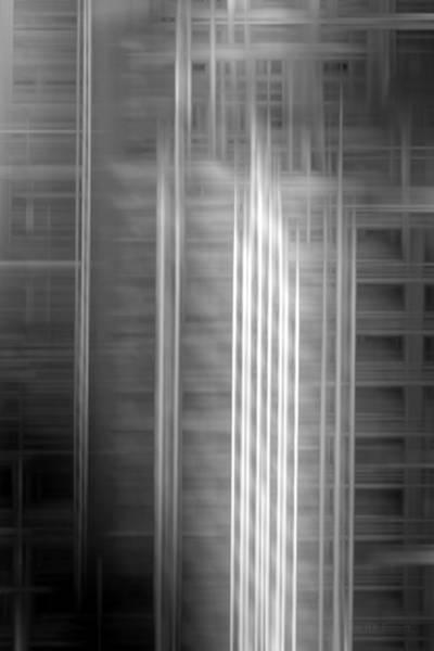Digital Art - ny I by John WR Emmett