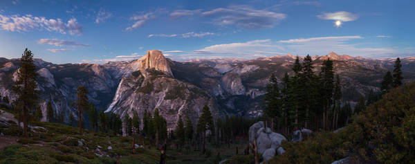 Wall Art - Photograph - Yosemite Dusk by Thorsten Scheuermann