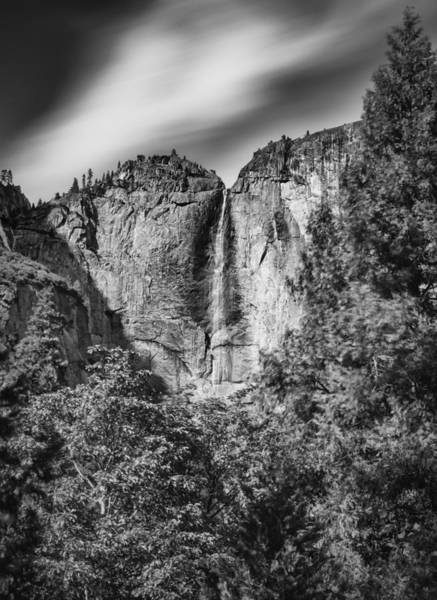 Photograph - Yosemite Falls by Chris Cousins