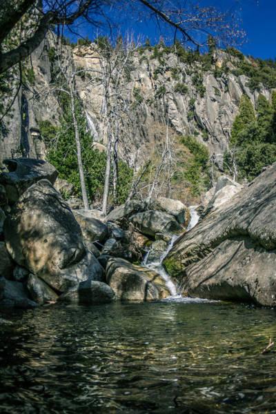 Photograph - Yosemite Fresh Pool by Adam Rainoff