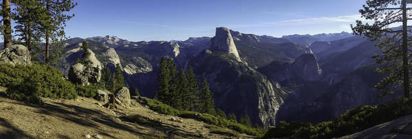Photograph - Yosemite Landscape by Chris Cousins