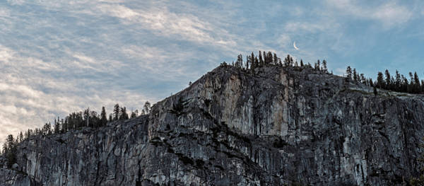 Photograph - Yosemite Moon by Loree Johnson