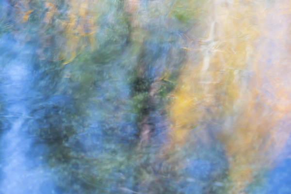 Yosemite Photograph - Yosemite Reflections 3 by Larry Marshall