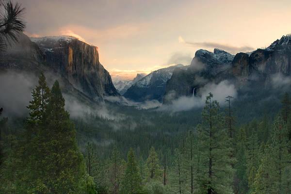 Wall Art - Photograph - Yosemite Valley by Jim Dohms