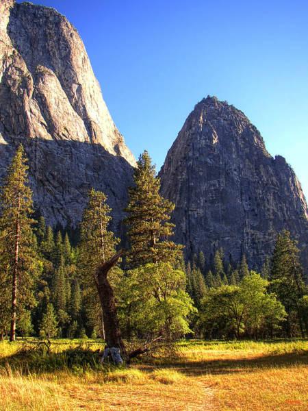 Photograph - Yosemite Valley Pinnacle - California by Glenn McCarthy Art and Photography
