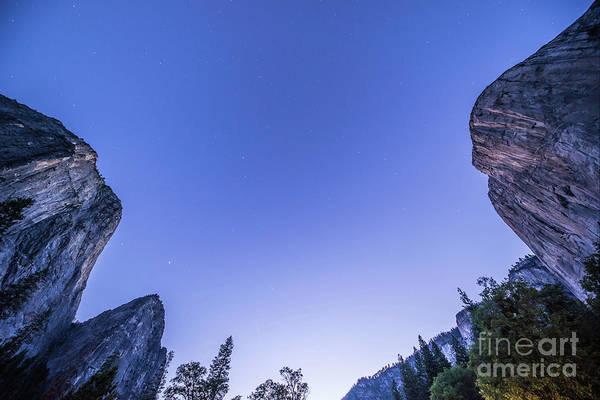Wall Art - Photograph - Yosemite Valley Vertical by Michael Tidwell