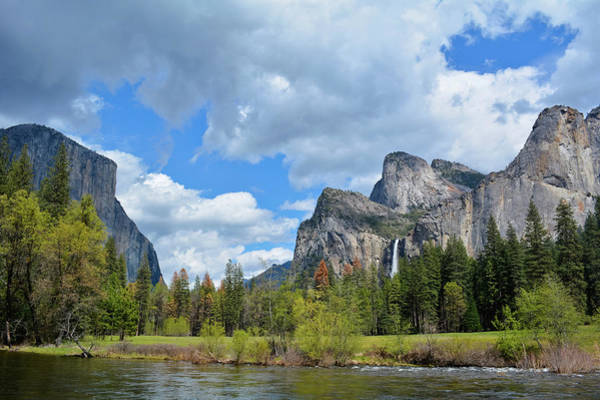 Photograph - Yosemite Valley View by Kyle Hanson