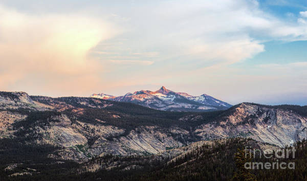 Photograph - Yosemite View by Sharon Seaward