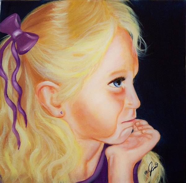 Painting - You Are Always On My Mind by Joni McPherson