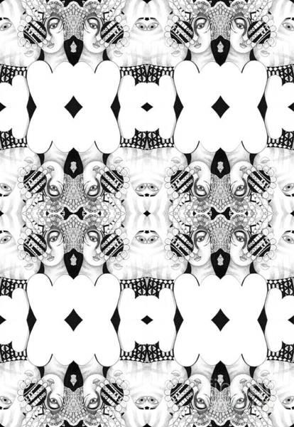 Mixed Media - You Bet We Do by Helena Tiainen