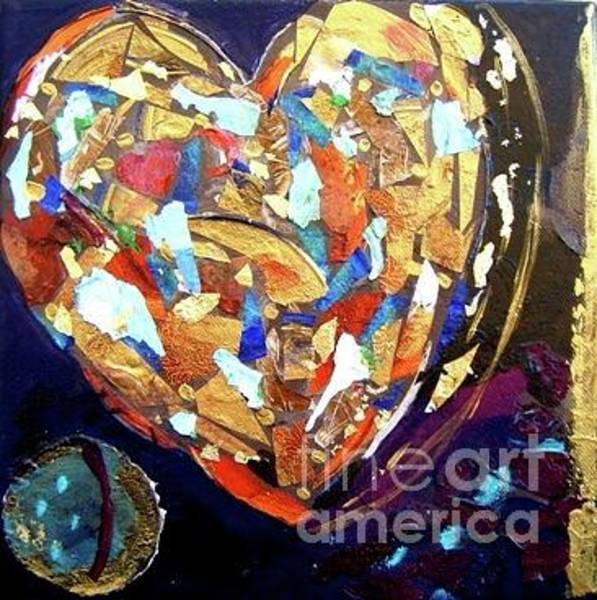 Painting - You Complete Me by Kristen Abrahamson