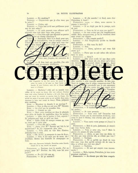 Wall Art - Digital Art - You Complete Me, Love Poster by Madame Memento