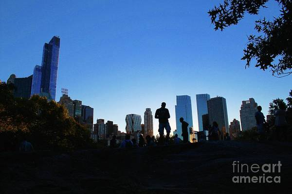 Wall Art - Photograph - You In The Skyline by Gregory E Dean