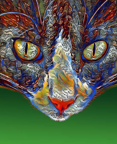 Digital Art - You So Bad by Steve Kobb
