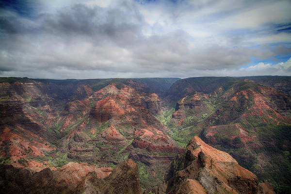 Waimea Canyon Photograph - You Steal My Breath by Laurie Search