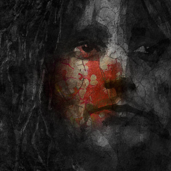 Glam Rock Digital Art - You Wear It Well  by Paul Lovering