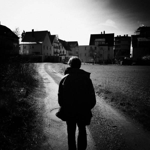 Gunslinger Photograph - Young Ninja Coming To Town by Marcus Hammerschmitt